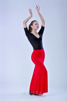 Юбку для фламенко купить в москве